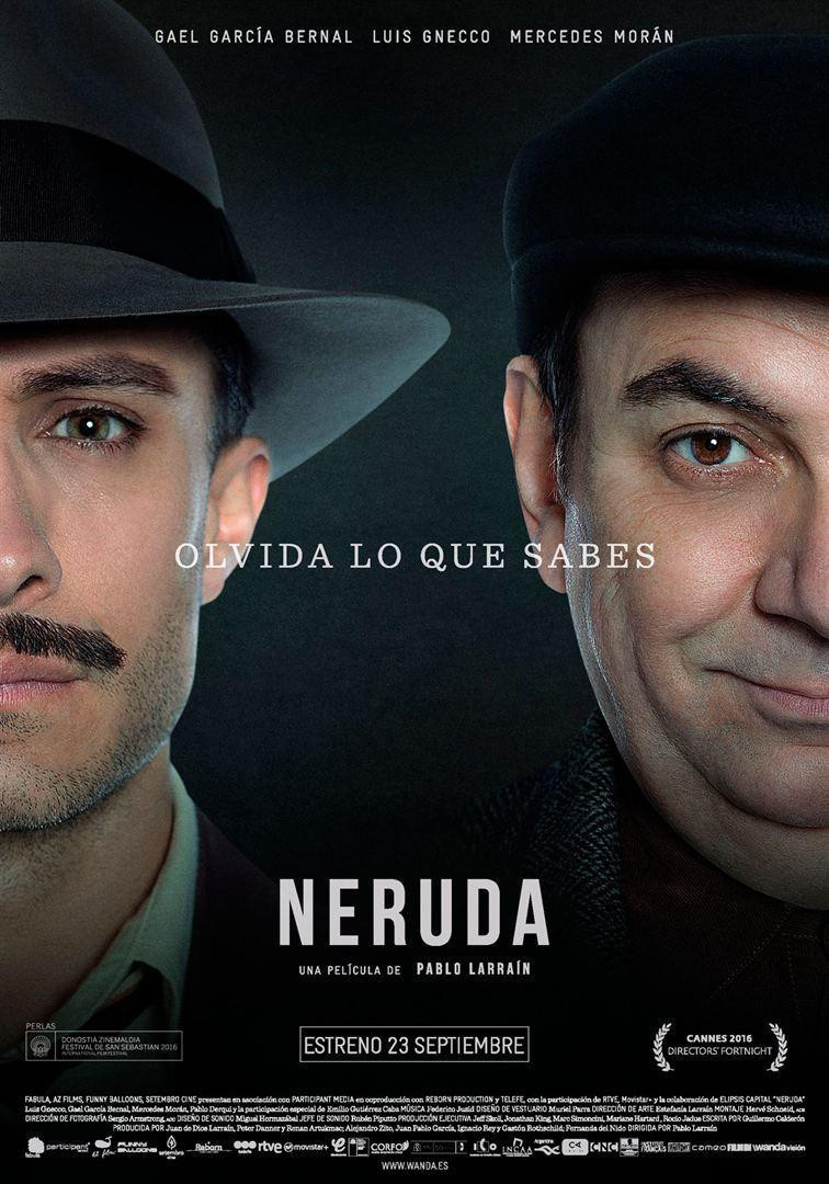 Neruda: the postmodern biopic